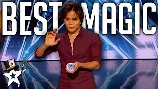 TOP 5 Magicians Around The World 2018 | Magicians Got Talent