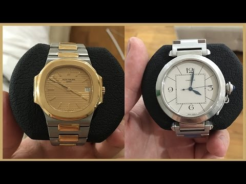 Reviewing a Collection of Solid Gold Watches | Rant&h Collection Review