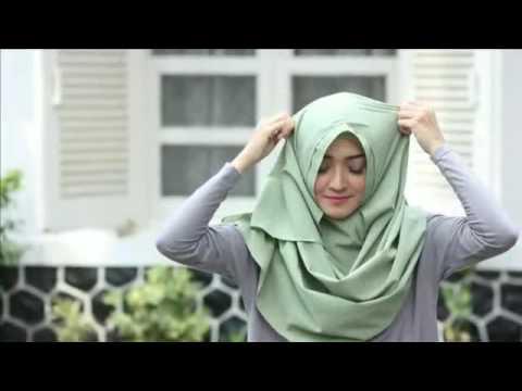 Video Cara Pakai Pashmina Instan Shafa