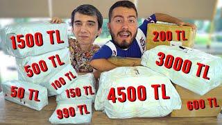 ÇİN 'den Gelen PAKET ÜRÜNLER (10.000 TL 🤑
