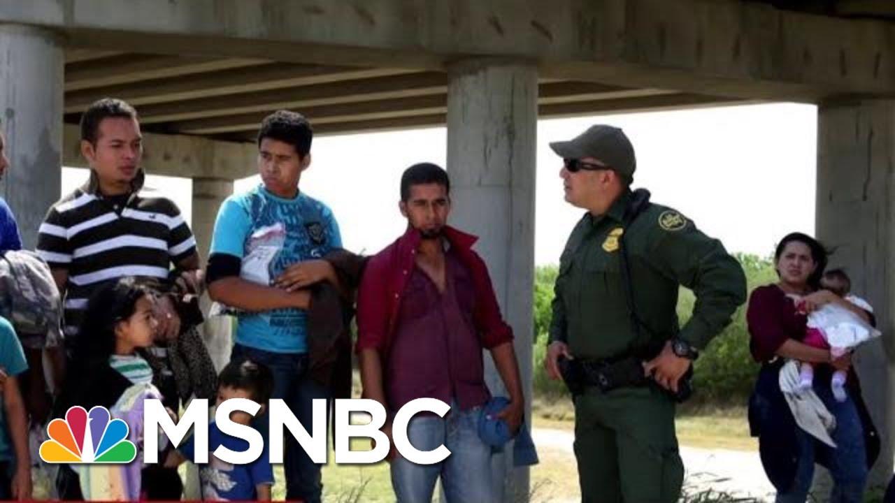 Migrants Cite Violence, Threats At Home In Seeking Entry To US   Hardball   MSNBC thumbnail
