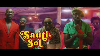 Sauti Sol - Extravaganza ft Bensoul, Nviiri the Storyteller, Crystal Asige and Kaskazini