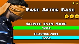 Geometry Dash - Level Five Closed Eyes