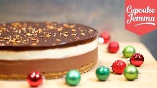 Triple Layer Baileys Cheesecake | Cupcake Jemma