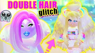 How To Wear Two Hairs On Roblox Mobile How To Wear Two Hairs On Roblox Mobile Robux Exchange