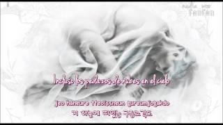 XIA Junsu - License To Love [ Español/Romanizacion/Hangul ]