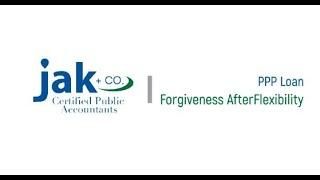 Forgiveness After Flexibility Webinar