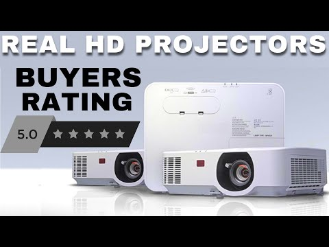 😍 Really Surprised By This Projectors of Video Quality, Performance, Gaming, Presentation - [REVIEW]