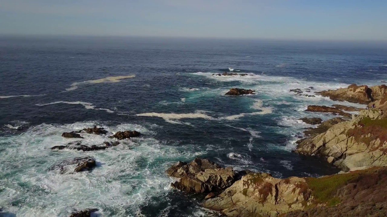 VIDEO: The California Coast
