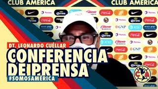 🔴 EN VIVO: Leo Cuéllar - Conferencia de Prensa