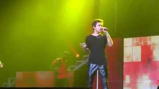 Austin Mahone - Next to you  (front row)