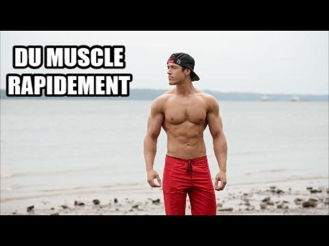 Le home-trainer pour tous les groupes des muscles de la photo avec la description