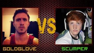 GoldGlove vs OpTic Scump