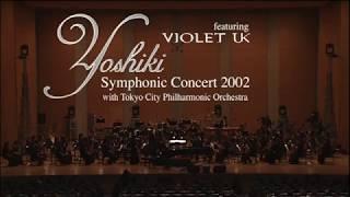 Yoshiki-SymphonicConcert2002