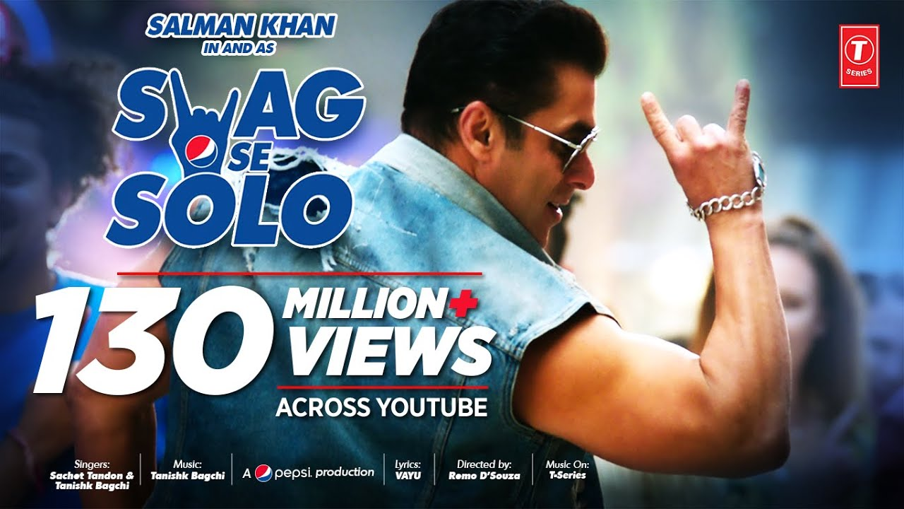 SWAG SE SOLO Song Lyrics // Salman Khan new song lyrics - Sachet Tandon & Tanishk Bagchi Lyrics