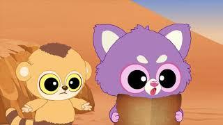 YooHoo série 1, díl 15. - Pouštní ráj 2. část