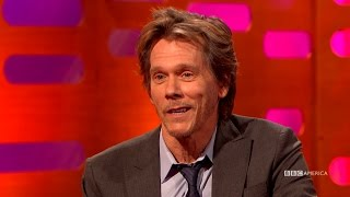 Kevin Bacon's Secret to Staying Unrecognizable in Public - The Graham Norton Show