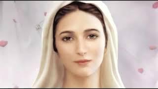 24.03.2019 | Mensagem de Nossa Senhora Rainha e Mensageira da Paz ao vidente Marcos Tadeu Teixeira