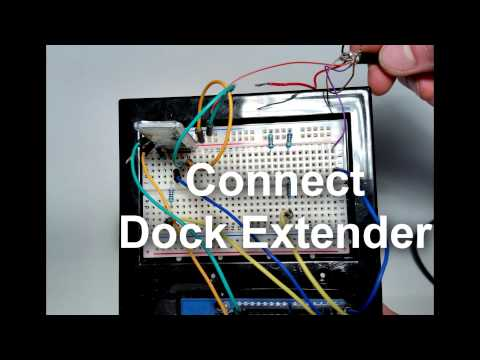 Share An Old iPod's Music Library Wirelessly Using An Arduino