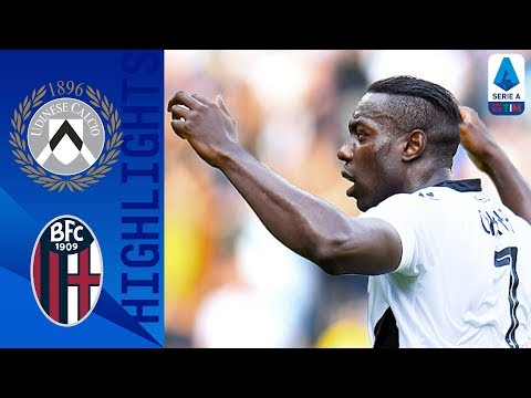 Udinese 1-0 Bologna   Udinese Fight Hard For Huge Win Against Bologna   Serie A
