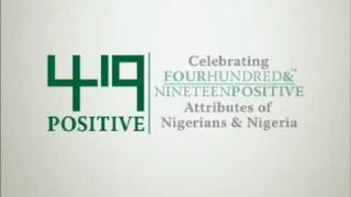 preview picture of video '419Positive Voices | Lady Chioma Ibe'