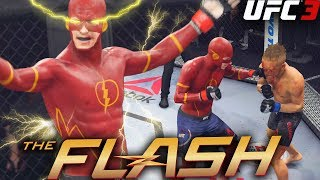 EA UFC 3: The Flash Has The Fastest Hands In The UFC - The Return - EA Sports UFC 3 Gameplay