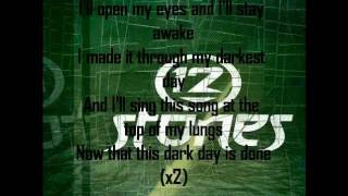 12 Stones - This dark day with lyrics.