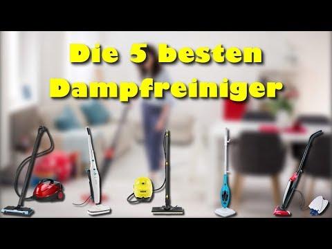 Die 5 besten Dampfreiniger - Welcher ist der beste Dampfreiniger Dampfmop ?