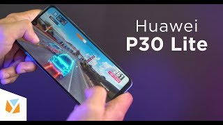 Huawei P30 Lite Unboxing and Hands-On