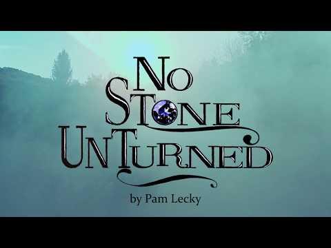 No Stone Unturned Book Trailer
