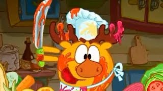 Смешарики 2D - Смешарики - Кулинария