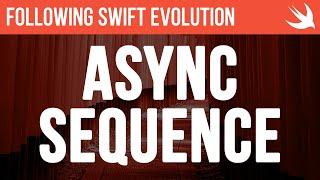 Async Sequences, the end of Rx? - #Swift #Concurrency