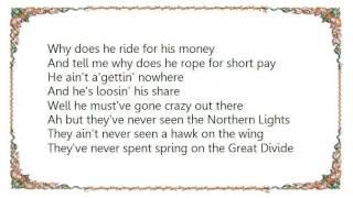 Chris LeDoux - Night Rider's Lament Lyrics