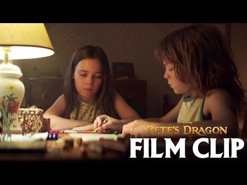 Pete's Dragon Movie Trailer