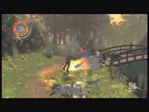 Видео № 1 из игры Hellboy The Science Of Evil (Б/У) [PS3]