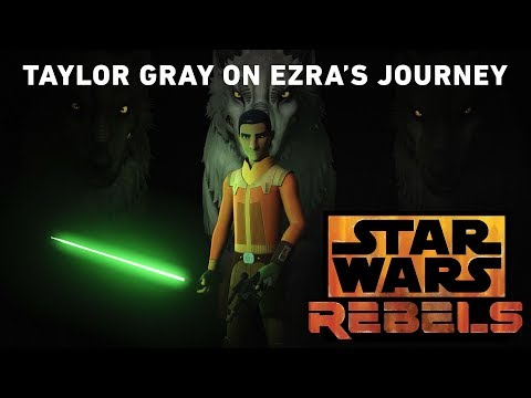 Taylor Gray On Ezra's Journey | Star Wars Rebels