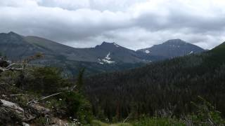 Trip video up to Triple Divide Pass.