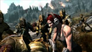 Skyrim - VS 20 Thalmor Soldiers with Dance of Death Killmove Mod
