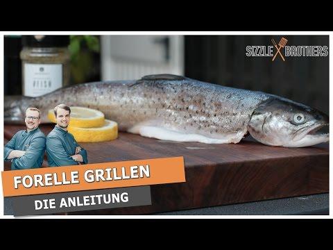 Forellen grillen - Die Anleitung - Geeignet für jeden Grill