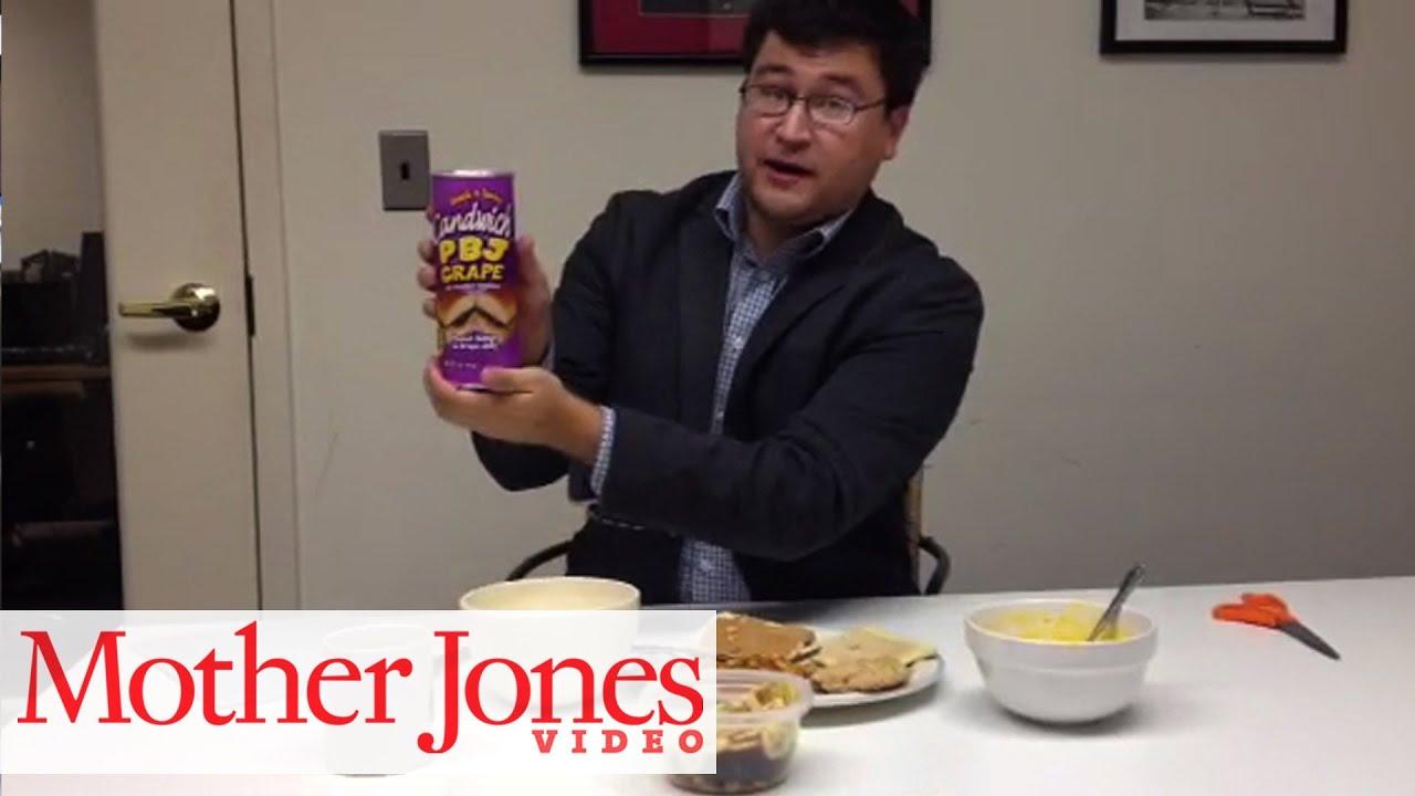 Dr. Strangeloaf: A Survival-Food Taste Test thumbnail