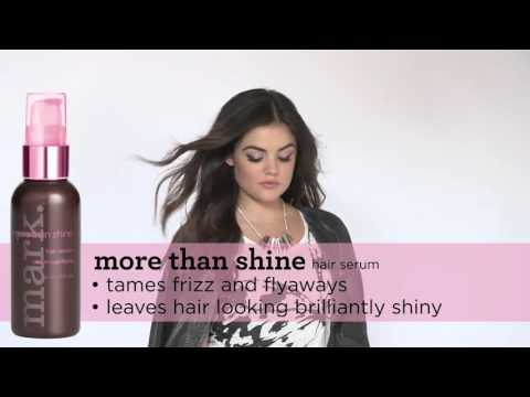How To Make Perfection Hair With Lucy Hale