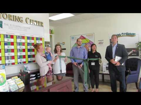 Ribbon Cutting with The Tutoring Center of Greer