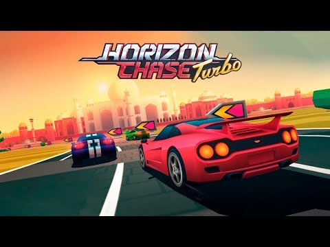 Horizon Chase Turbo - Launch Trailer - PS4 and Steam thumbnail