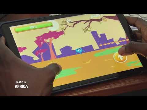 Made In Africa- Enquête sur le secteur des jeux vidéo en Afrique - Afrikatoon