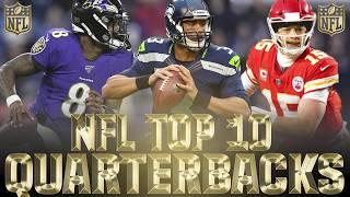 Top 10 Quarterbacks in the NFL 2020