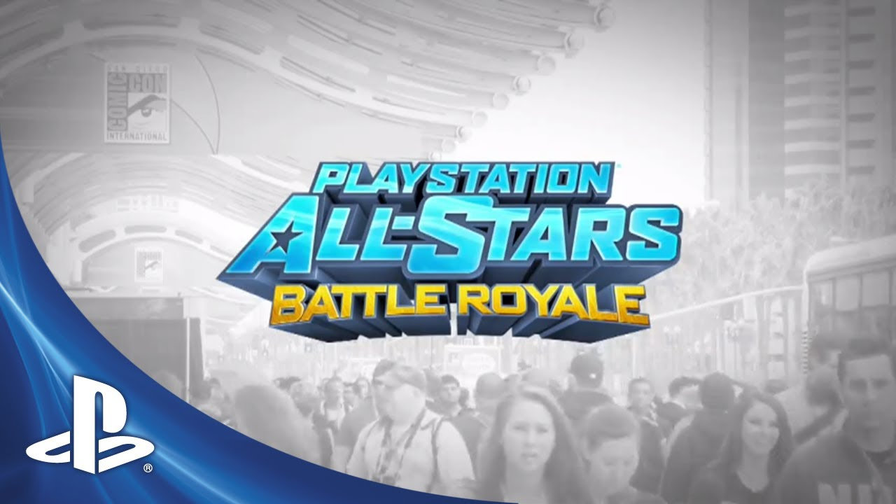 Watch PlayStation All-Stars Battle Royale Comic-Con Panel Highlights