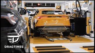 DT_SPECIAL. Завод Lamborghini. Интервью с главой производства Андреа Костантини