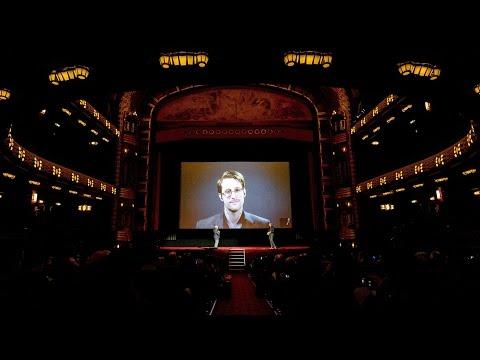 Edward Snowden on Donald Trump's Victory