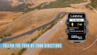 Lezyne Micro C GPS - Enhanced
