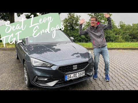 Einfach mal anders sparsam fahren: Seat Leon 1.5 TGI DSG (130 PS/200Nm) [4K] - Autophorie